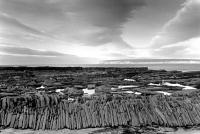 Scotland's North Coast, Castletown, Caithness, Black and white